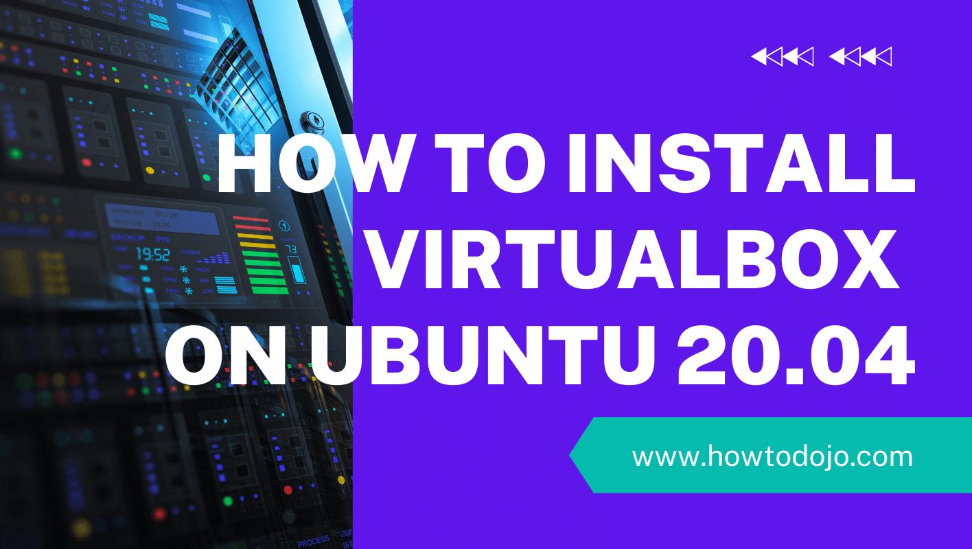 install virtualbox ubuntu 20.04
